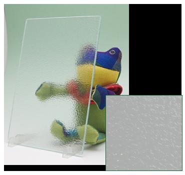 型板ガラス(霞/かすみ)