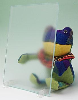 フロストガラス(タペストリーガラス)