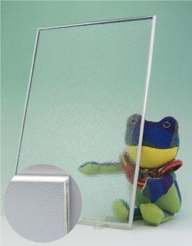 防火ガラス:パイロクリア(かすみ)