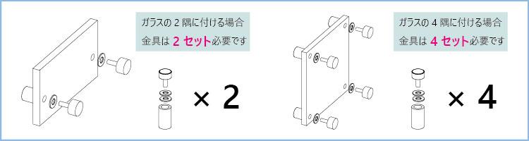 PA12シリーズセット数