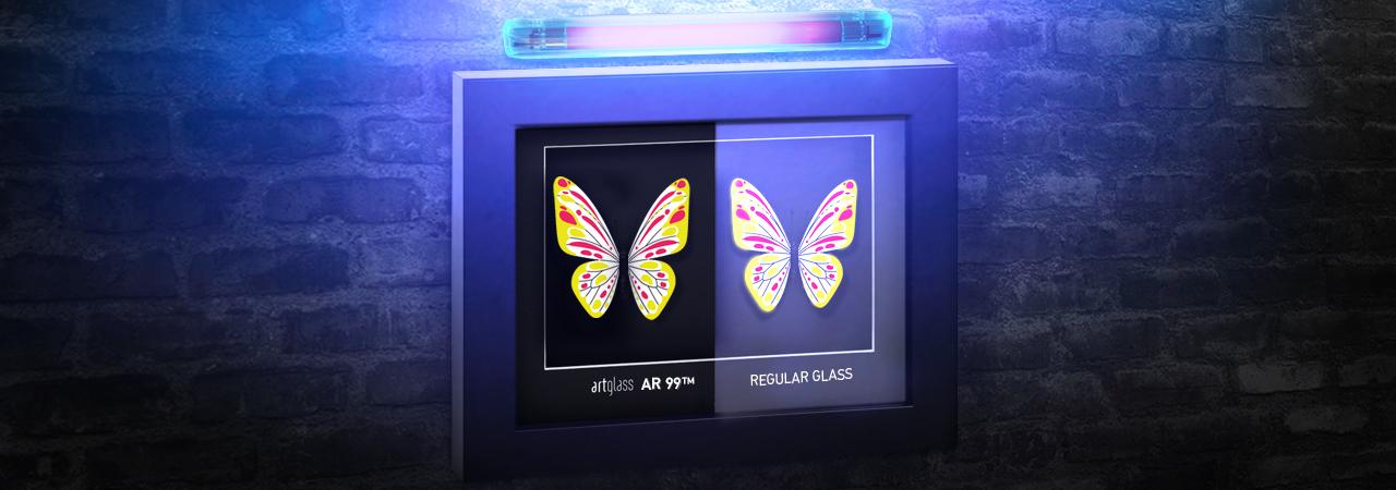 低反射ガラスGGの製品ポートフォリオ
